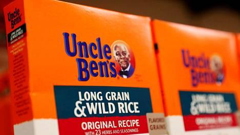 Uncle Ben's on vastaisuudessa Ben's Original