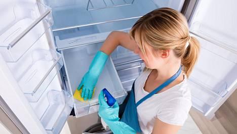 Keittiössä on monta sellaista kohtaa, jotka saattavat jäädä kokonaan puhdistamatta. Työtehoseuran tutkija listasi Helsingin Sanomille kuusi niistä.