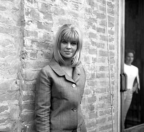 Näyttelijä Sue Lyon Venetsiassa vuonna 1973.
