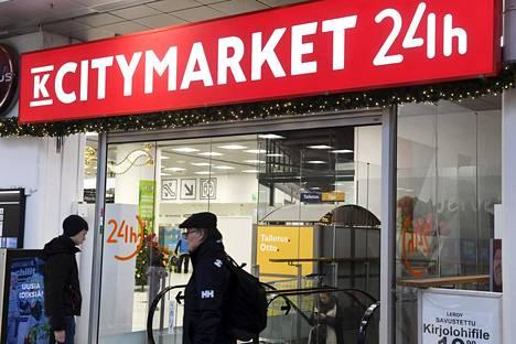 Ruoholahden Citymarket