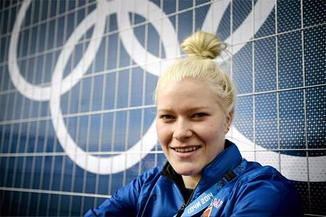 Noora Rätyä on pidetty jopa naiskiekkoilun parhaana maalivahtina maailmassa.