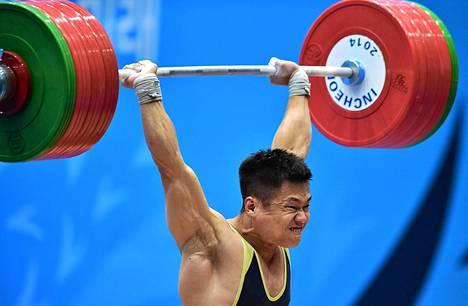 Lyu Xiaojun hoiti kultatempauksen viimeisellä yrityksellään.