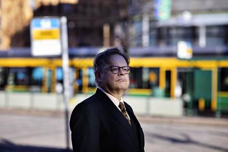Juhana Vartiainen pyrkii kokoomuksen pormestariehdokkaaksi Helsingissä.