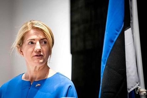 Viron ulkoministeri Eva-Maria Liimets kirjoitti EU:n komissaareille Suomen matkustusrajoituksista.