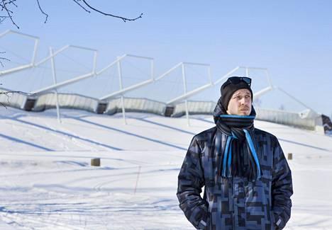 Jani Rantanen pitää ulkoilusta ja luonnon äänien kuuntelusta. Yksinkertaiset luontoäänet rauhoittavat mieltä, hän sanoo.