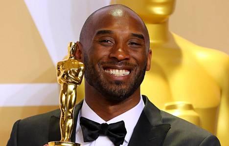 Kobe Bryant voitti Oscarin.