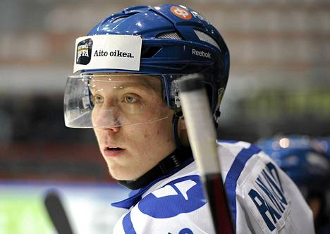Kaksi vuotta sitten Markus Granlund edusti Suomea nuorten MM-kisoissa.
