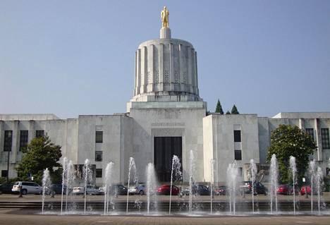Oregonin osavaltion senaatissa ei ole tarpeeksi paikallaolijoita, jotta se olisi päätösvaltainen.