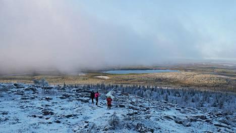 Sallan kansallispuisto perustettaisiin nykyiselle Sallatunturin luonnonsuojelualueelle.