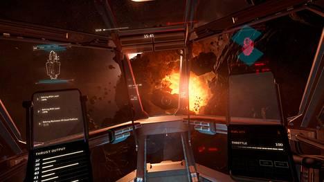 Star Citizen -peli sijoittuu tulevaisuuteen ja avaruuteen.