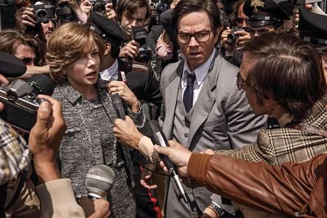 Michelle Williams ja Mark Wahlberg näyttelevät Ridley Scottin ohjaamassa All The Money In The World -elokuvassa.