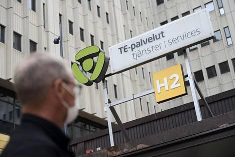 Evan raportin mukaan Suomessa on 162 000 sitkeästi työtöntä.