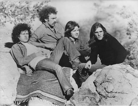 Eagles vuonna 1974.