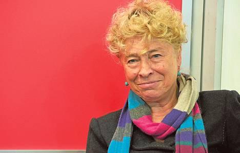 Gesine Schwan on saksalainen politiikan tutkimuksen professori ja entinen presidenttiehdokas.