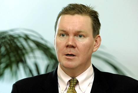 Timo Laitinen on lakkautettavan SLU:n puheenjohtaja.