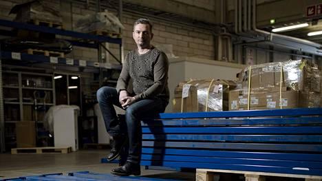 Nikita Kovalevski on Optima Freight -yhtiön johtaja ja ainoa jäljellä oleva työntekijä. Hän joutui Yhdysvaltain pakotelistalle syyskuussa 2020.
