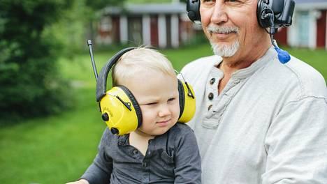 Miten teillä isovanhempi ja lapsenlapsi viettävät aikaansa?