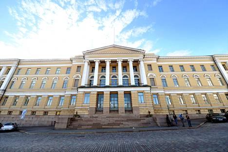 Helsingin yliopisto on käynyt viime vuosina läpi suuria muutoksia.