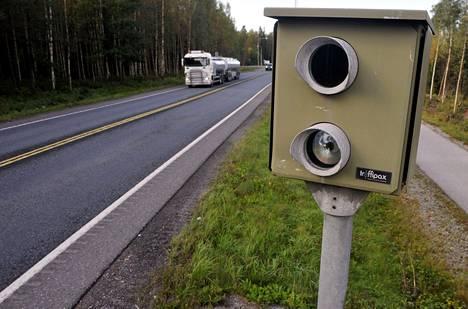 Liikenne Kamerat