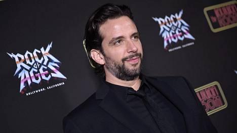 Nick Cordero kuvattuna tammikuussa 2020.