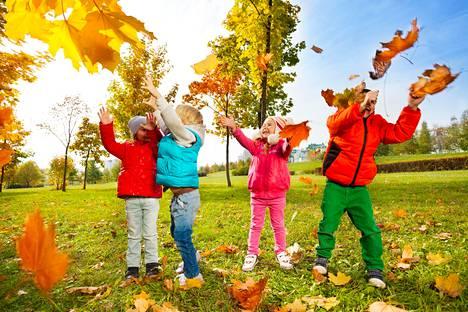 Saman vuosiluokan lapsissa voi olla isoja kypsyyseroja.