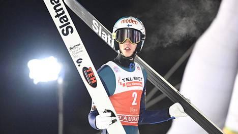 Niko Kytösaho on maailmancupissa 43:ntenä. Se on paras suomalaishyppääjän sijoitus ennen mäkiviikkoa.