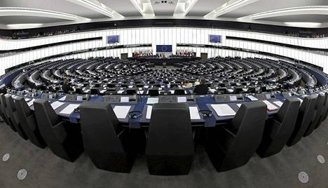 Euroopan parlamentti kokoontuu alkavalla viikolla täysistuntoon Strasbourgiin.