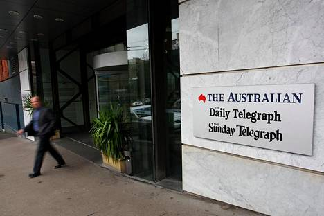 The national editorial of The Australian is based in Sydney.