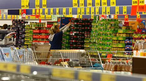 Lidlillä on Saksassa 3 300 myymälää.