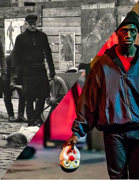 Alfred Döblinin romaani Berlin Alexanderplatz (1929) tunnetaan hyvin Rainer Werner Fassbinderin tv-sarjasta (1980). Nyt siitä on tehty uusi filmatisointi.