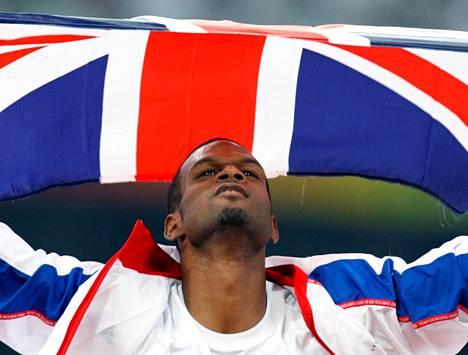 Germaine Mason kuvattuna Pekingin olympialaisissa 2008.