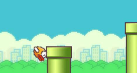 Flappy Bird saattaa tehdä pelaajasta hermoraunion.