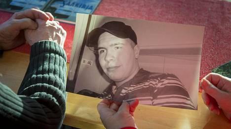 Markus Leväniemi katosi ruotsinlaivalla 11 vuotta sitten. Kuvassa viimeinen hänestä otettu valokuva katoamisillalta.