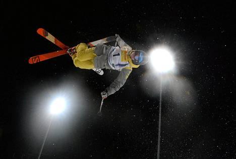 Antti-Jussi Kemppainen jäi lumikourufinaalin viimeiseksi.