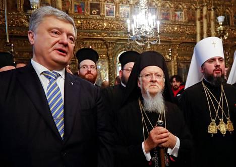 Konstantinopolin Patriarkka