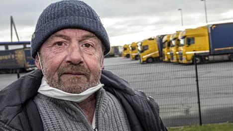 Brittirekkakuski Graham Evans kannatti EU:hun jäämistä.