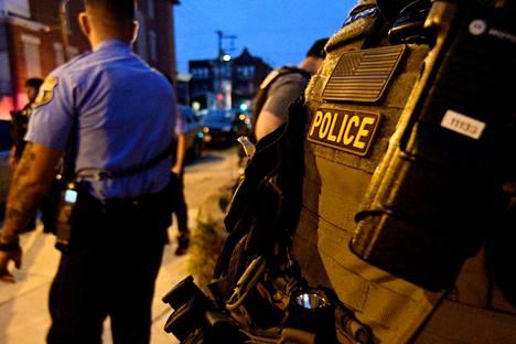 Loukkaantuneiden poliisien vammat eivät olleet hengenvaarallisia. Jokainen heistä on jo kotiutettu sairaalasta.