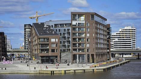 Kivistö on yksi pääkaupunkiseudun uudisalueista. Asiantuntijoiden mukaan Helsinkiä rakennetaan tulevaisuudessa yhä enemmän täydennysrakentamisena.
