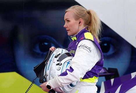 Emma Kimiläisen kausi sai huonoimman mahdollisen alun.