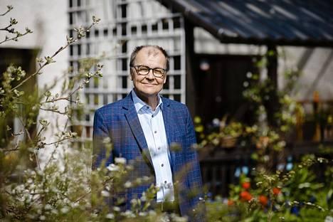 Valtion eläkerahastoa johtanut Timo Viherkenttä aloitti vuoden alusta Aalto-yliopistossa työelämäprofessorina.