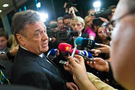 Zoran Jankovic voitti lauantaina puolueensa puheenjohtajavaalin.