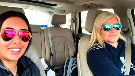 Prinsessa Latifa istui ensimmäistä kertaa elämässään auton etupenkillä, kun hän ja Tiina Jauhiainen lähtivät pakomatkalle. Pakomatka epäonnistui kauhistuttavalla tavalla, mutta tähän asti on ollut epäselvää miksi niin kävi.