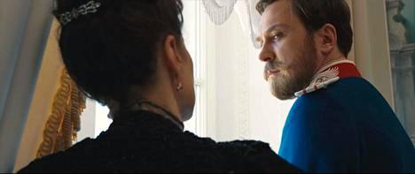 Lars Eidinger näyttelee tsaari Nikolai II:ta valmistumaisillaan olevassa elokuvassa.