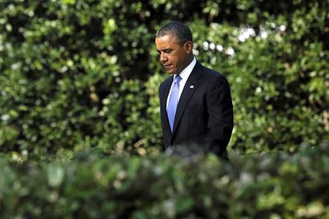 Barack Obaman kampanjalla ja demokraattipuolueella oli heinäkuussa kassassa yhteensä 124 miljoonaa dollaria.