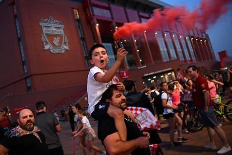 Liverpoolin tätä edeltävä liigamestaruus on vuodelta 1990.