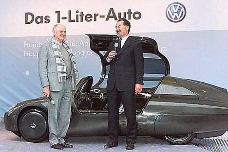 Porschella tie auki Volkswagenin herraksi