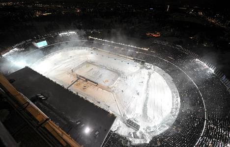 Olympiastadionin Talviklassikolle ei ole luvassa heti jatkoa.