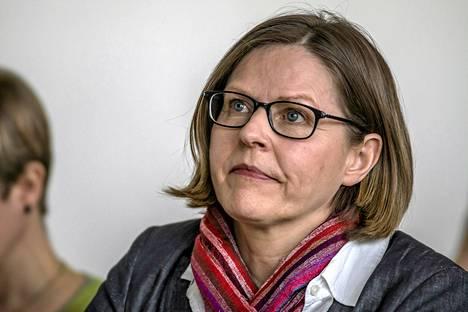 Heidi Hautalan (vihr) mukaan yksi hänen tavoitteistaan omistajaohjausministerinä on lisätä hallitusten kaikenlaista moninaisuutta.