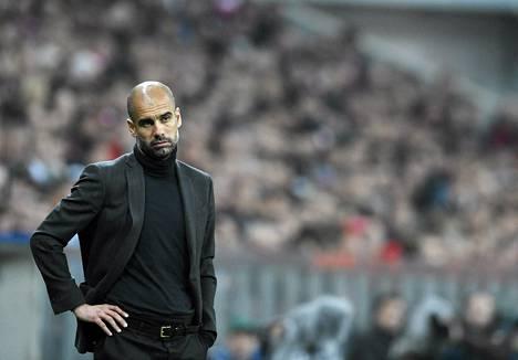 Pep Guardiolan ja Bayern Münchenin taival päättyi Mestarien liigan välierään.