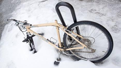 Pyöristä varastetaan myös osia, joista kootaan myöhemmin pyöriä myytäväksi.